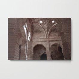 Alahambra de Jerez Metal Print