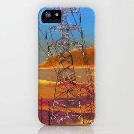 Netting iPhone Case