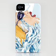 The Swimmer iPhone (4, 4s) Slim Case