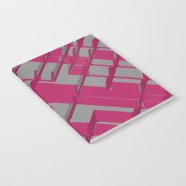 3D Futuristic BG Notebook