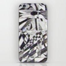 Cubed Butterflies iPhone & iPod Skin