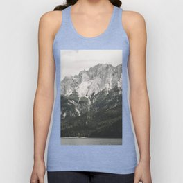 Such great Heights - Landscape Photography Unisex Tank Top