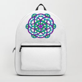 Celtic | Colorful | Mandala Backpack
