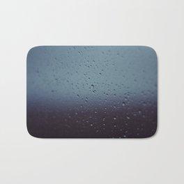 Rain Drops - Sheridan, WY Bath Mat