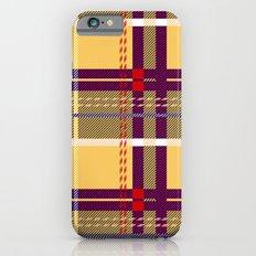 Whatever Plaid Slim Case iPhone 6s