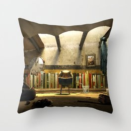 Jenkins Throw Pillow