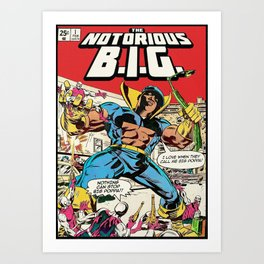 Dangerous BIG Kunstdrucke