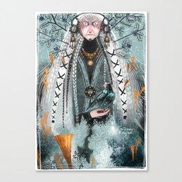 Northern Woods II Canvas Print