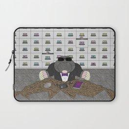 Agent Mole Laptop Sleeve