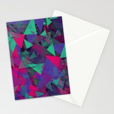 Uncontrollable excitement Stationery Cards