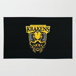Iron Island Krakens Rug