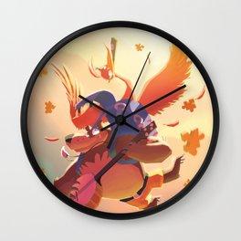 Banjo Kazooie Wall Clock