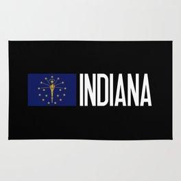 Indiana: Hoosier Flag & Indiana Rug
