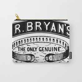 Dr. Bryan's Perfected Electro-Voltjiic and Magnetic Appliances 1861 Carry-All Pouch
