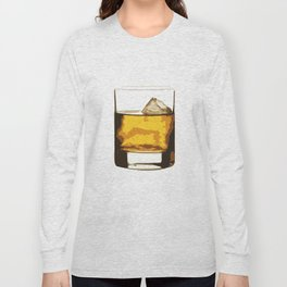 Old Scotch Whiskey Long Sleeve T-shirt