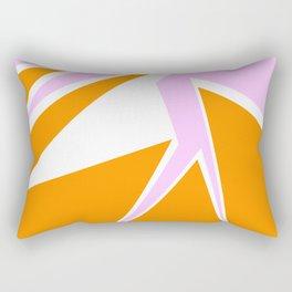 Le flamand rose Rectangular Pillow