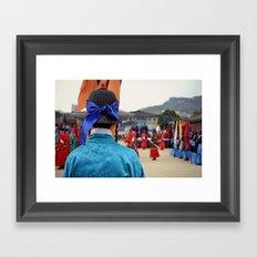 Tradition Framed Art Print