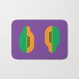 Fruit: Papaya Bath Mat