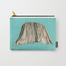Cave, reverse cave. Carry-All Pouch