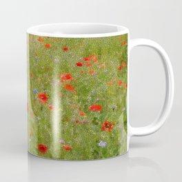 Field of Poppies (in mosaic) Coffee Mug