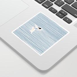 Make a Splash Sticker