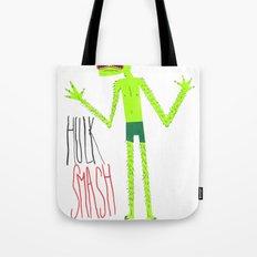 HULK SMASH Tote Bag