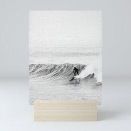 Surf Time Mini Art Print