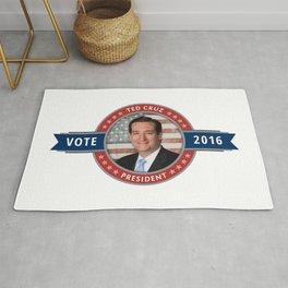 Vote Ted Cruz 2016 Rug