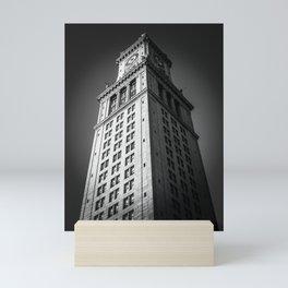 Custom House Mini Art Print