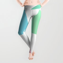 Radioactive Pastels Leggings