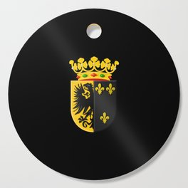 Coat of arms of Workum Cutting Board