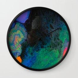 OMG YESSS UV Wall Clock
