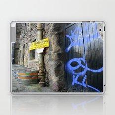 Alley Laptop & iPad Skin