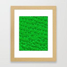 Emerald Eft Framed Art Print