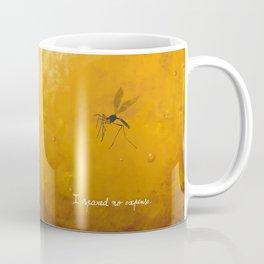 Jurassic Park - mosquito Coffee Mug
