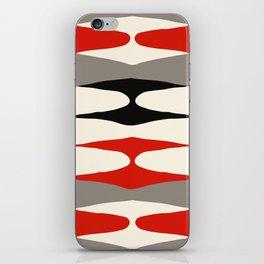 Zaha Mengo iPhone Skin