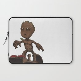 Is This The Death Button? Laptop Sleeve