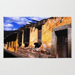 Antigua, Guatemala Rug