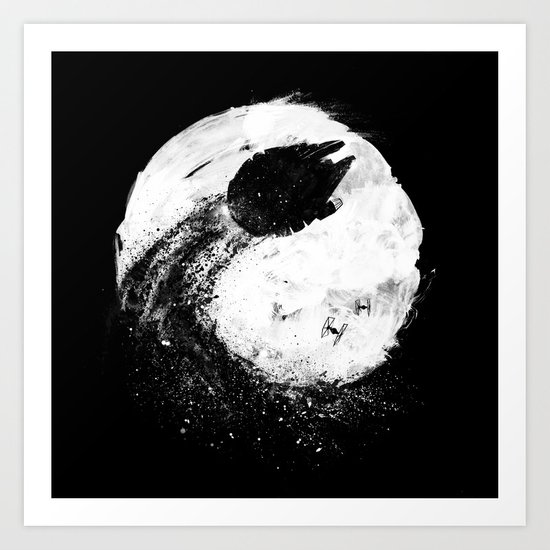 Midnight Awakening Art Print