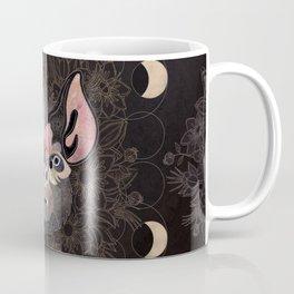 Monstrous beauty pollinator III Coffee Mug