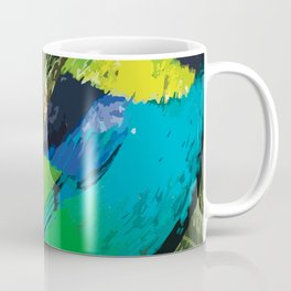 Brasil Tropical Coffee Mug