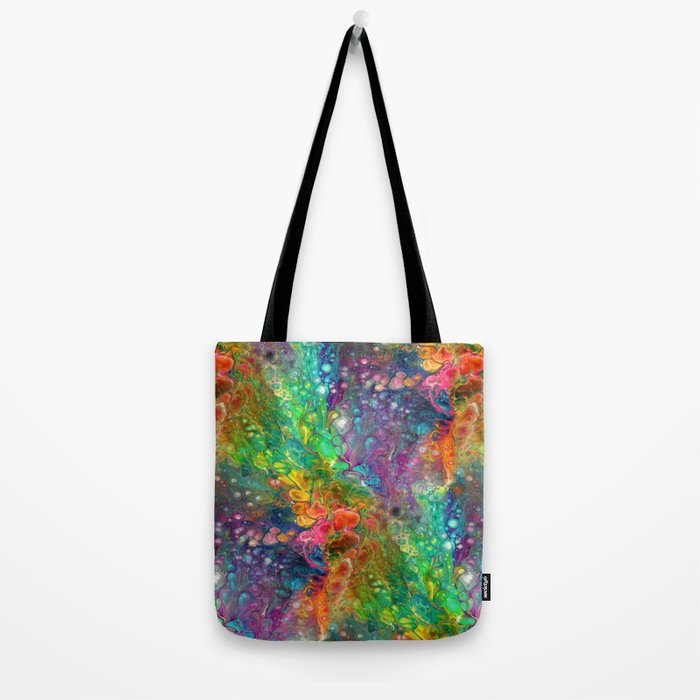 Reality is Melting Tote Bag
