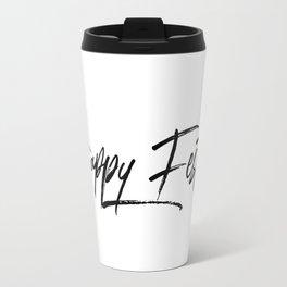 Happy Festivus! Travel Mug
