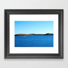 Swedish Summer Framed Art Print