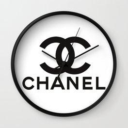 canel logo Wall Clock