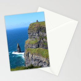 Over the Castle on the Hill Stationery Cards