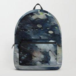 Dark Galaxy1 watercolour by CheyAnne Sexton Backpack