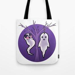 Spooky Ghosties Tote Bag