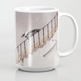 sea temperature stairway Coffee Mug
