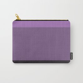 Deep Lavender Dream 2 - Color Therapy Carry-All Pouch